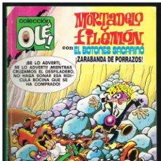 Tebeos: MORTADELO Y FILEMON - COLECCION OLE Nº 170 M97 - 1ª! EDICIÓN OCTUBRE 1988. Lote 261922275
