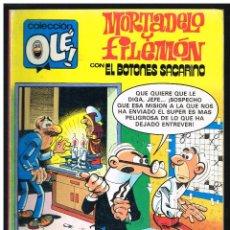 Tebeos: MORTADELO Y FILEMON - COLECCION OLE Nº 234 - 1ª! EDICIÓN OCTUBRE 1992. Lote 261922540