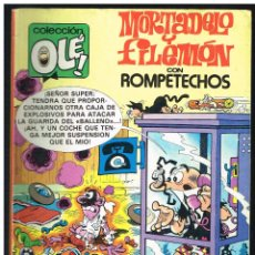 Tebeos: MORTADELO Y FILEMON - COLECCION OLE Nº 237 - 1ª! EDICIÓN JUNIO 1992. Lote 261922700