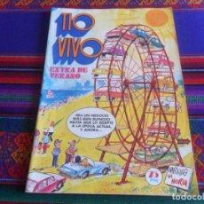 Tebeos: TIO VIVO EXTRA DE VERANO 1979. BRUGUERA 75 PTS.. Lote 261961920