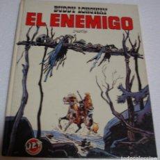 Tebeos: JET Nº 7 BRUGUERA 1983, EL ENEMIGO,TAPA DURA PERFECTO -IMPORTANTE LEER DESCRIPCIÓN. Lote 261968565