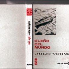 Tebeos: JULIO VERNE : DUEÑO DEL MUNDO (H.SELECCIÓN Nº 11 BRUGUERA, 1976). Lote 262030585