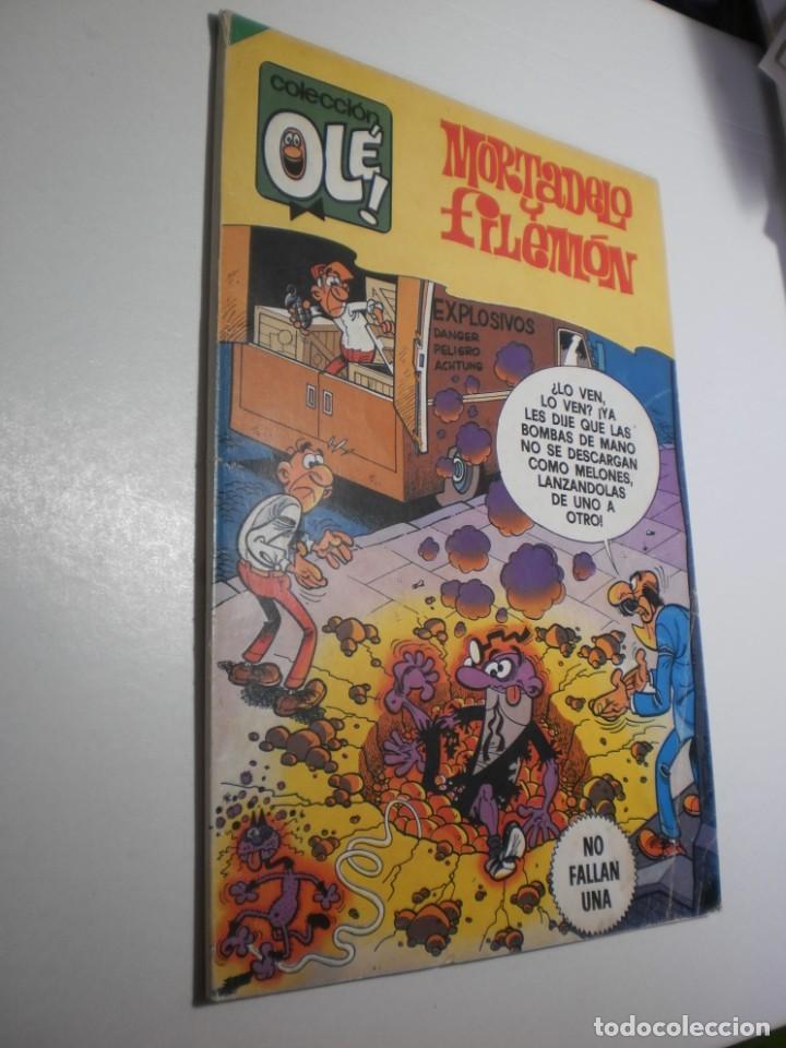 MORTADELO Y FILEMÓN Nº 205 1983 (BUEN ESTADO, LEER) (Tebeos y Comics - Bruguera - Ole)
