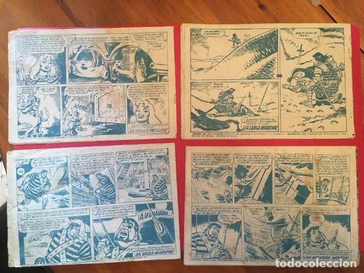 Tebeos: comic el capitan trueno Nº 176 -180 -182 -205 - - Foto 2 - 262049465