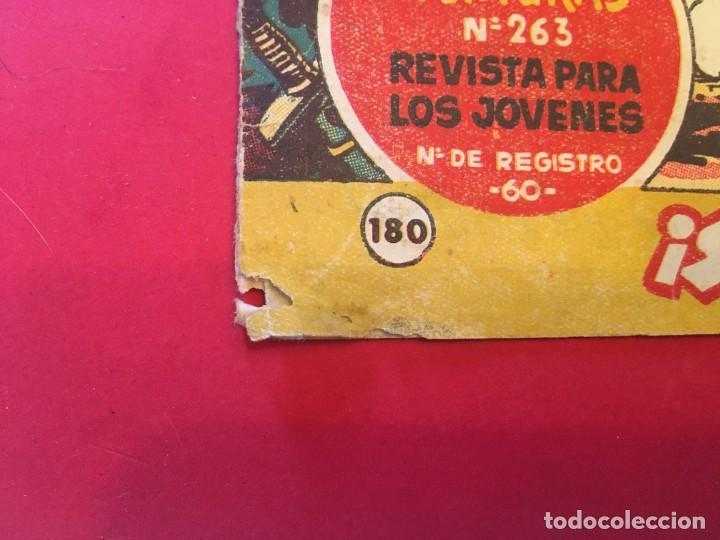 Tebeos: comic el capitan trueno Nº 176 -180 -182 -205 - - Foto 5 - 262049465