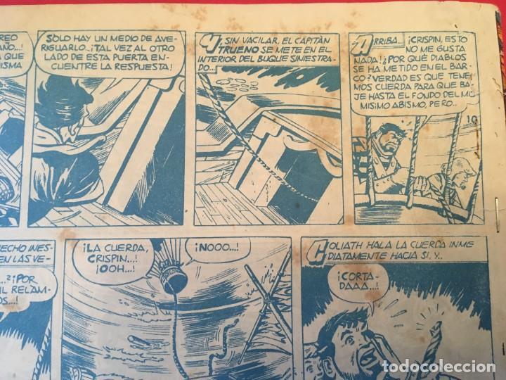 Tebeos: comic el capitan trueno Nº 176 -180 -182 -205 - - Foto 12 - 262049465