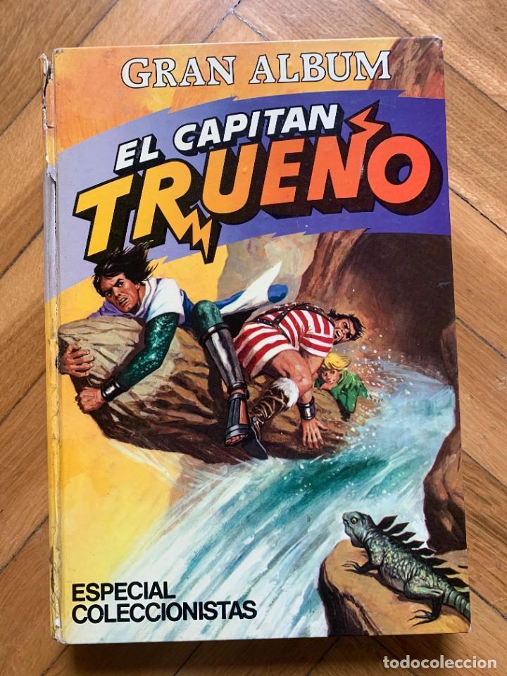 GRAN ÁLBUM EL CAPITÁN TRUENO Nº 2: NºS 7 8 9 10 11 Y 12 DE LA COLECCIÓN ÁLBUM COLOR (Tebeos y Comics - Bruguera - Capitán Trueno)
