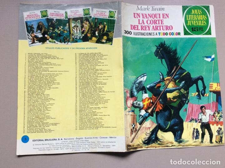 Tebeos: JOYAS LITERARIAS JUVENILES 2 EDICIÓN NÚMERO 5 - Foto 20 - 262058420