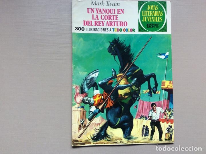 JOYAS LITERARIAS JUVENILES 2 EDICIÓN NÚMERO 5 (Tebeos y Comics - Bruguera - Joyas Literarias)