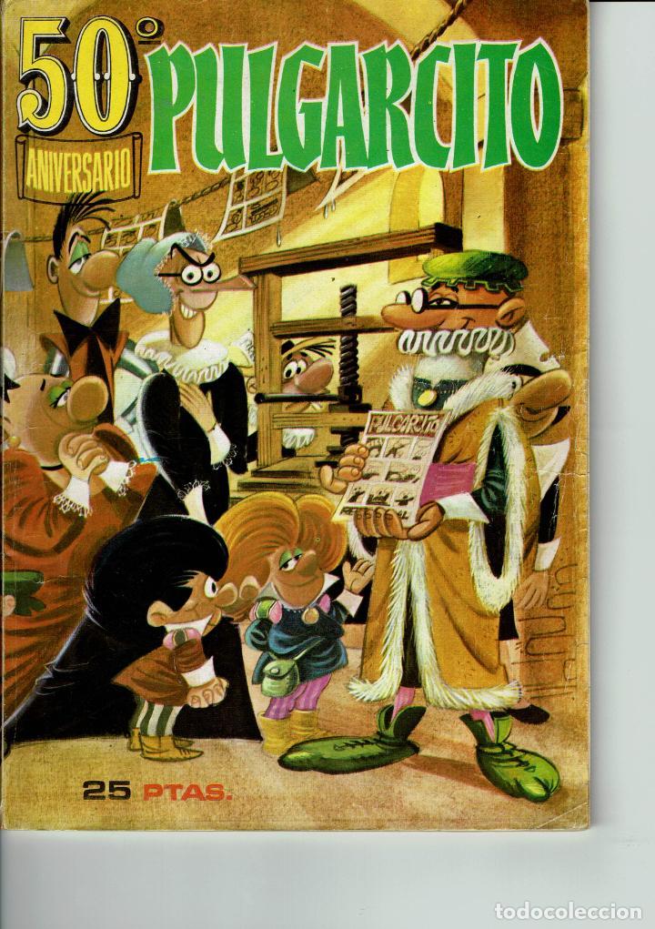 PULGARCITO 50 ANIVERSARIO (Tebeos y Comics - Bruguera - Pulgarcito)