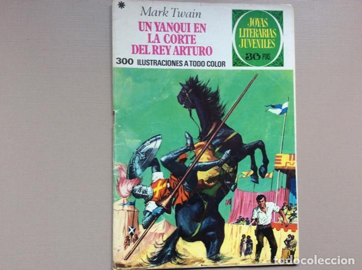 JOYAS LITERARIAS JUVENILES 4 EDICIÓN NÚMERO 5 (Tebeos y Comics - Bruguera - Joyas Literarias)