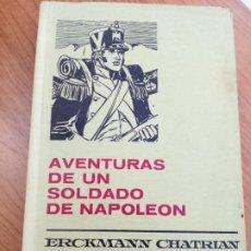 Tebeos: ERCKMANN CHATRIAN : AVENTURAS DE UN SOLDADO DE NAPOLEÓN (H.SELECCIÓN Nº 27 BRUGUERA, 1972). Lote 262084055