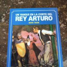 Tebeos: HISTORIAS COLOR N° 15: UN YANQUI EN LA CORTE DEL REY ARTURO (MARK TWAIN) (ED. BRUGUERA). Lote 262084425