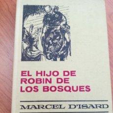 Tebeos: MARCEL D'ISARD : EL HIJO DE ROBÍN DE LOS BOSQUES (H.SELECCIÓN Nº 7 BRUGUERA, 1970). Lote 262085265