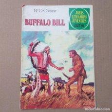 Tebeos: BUFFALO BILL. W. O' CONNOR. JOYAS LITERARIAS JUVENILES. NUM 29. CUARTA EDICIÓN. Lote 262121665