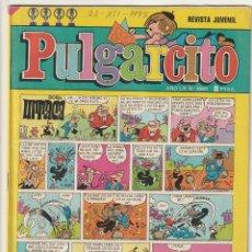 Tebeos: PULGARCITO 2223 CON SHERIFF KING Y AVENTURAS DE UN NIÑO IRLANDES. 1973. Lote 262140310