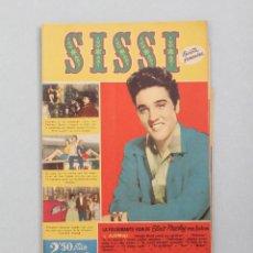 Tebeos: SISSI//REVISTA FEMENINA//AÑO II//Nº 68,69,70,71//ELVIS PRESLEY//BRUGUERA//BARCELONA,1958. Lote 262171035