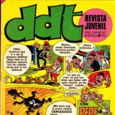 Tebeos: DDT III EPOCA Nº 317. Lote 262179635