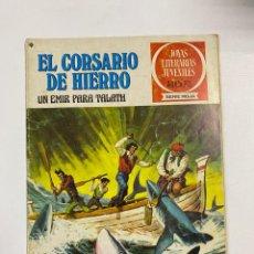 BDs: UN EMIR PARA TALTH. EL CORSARIO DE HIERRO.JOYAS LITERARIAS JUVENILES. SERIE ROJA. Nº 23. BRUGUERA. Lote 262182995