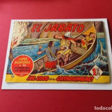 Tebeos: EL JABATO Nº 45 EDITORIAL BRUGUERA ORIGINAL. Lote 262207505