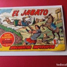 Tebeos: EL JABATO Nº 46 EDITORIAL BRUGUERA ORIGINAL. Lote 262207650