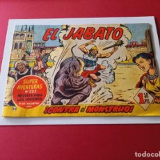 Tebeos: EL JABATO Nº 48 EDITORIAL BRUGUERA ORIGINAL. Lote 262207735