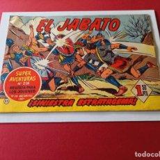 Tebeos: EL JABATO Nº 53 EDITORIAL BRUGUERA ORIGINAL. Lote 262207850