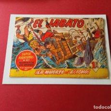 Tebeos: EL JABATO Nº 57 EDITORIAL BRUGUERA ORIGINAL. Lote 262208070