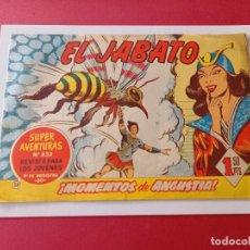 Tebeos: EL JABATO Nº 59 EDITORIAL BRUGUERA ORIGINAL. Lote 262208280