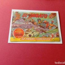 Tebeos: EL JABATO Nº 65 EDITORIAL BRUGUERA ORIGINAL. Lote 262208370