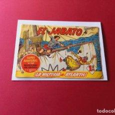 Tebeos: EL JABATO Nº 68 EDITORIAL BRUGUERA ORIGINAL. Lote 262208475