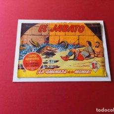 Tebeos: EL JABATO Nº 89 EDITORIAL BRUGUERA ORIGINAL. Lote 262208730