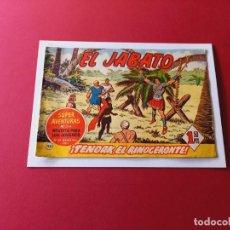 Tebeos: EL JABATO Nº 94 EDITORIAL BRUGUERA ORIGINAL. Lote 262208865