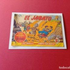 Tebeos: EL JABATO Nº 96 EDITORIAL BRUGUERA ORIGINAL. Lote 262209235