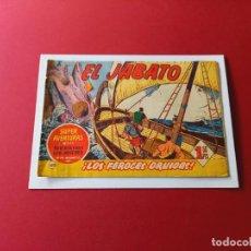 Tebeos: EL JABATO Nº 100 EDITORIAL BRUGUERA ORIGINAL. Lote 262209665
