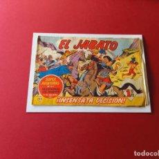 Tebeos: EL JABATO Nº 101 EDITORIAL BRUGUERA ORIGINAL. Lote 262209915
