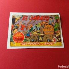 Tebeos: EL JABATO Nº 104 EDITORIAL BRUGUERA ORIGINAL. Lote 262210010