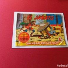 Tebeos: EL JABATO Nº 105 EDITORIAL BRUGUERA ORIGINAL. Lote 262210080