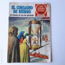Tebeos: EL CORSARIO DE HIERRO- Nº9 - 1977- LA PAGODA DE LOS MIL SUPLICIOS. Lote 262244320
