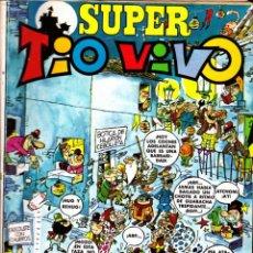 Tebeos: COMIC CUPER TIO VIVO Nº 1. Lote 262263325