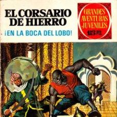 Tebeos: COMIC CORSARIO DE HIERRO Nº 7. Lote 262264640