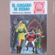 BDs: ENIGMA EN LOS CARPATOS. EL CORSARIO DE HIERRO JOYAS LITERARIAS JUVENILES SERIE ROJA NUM 20. Lote 262288380
