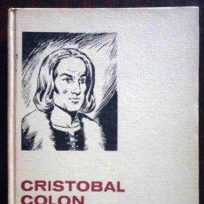 Tebeos: CRISTÓBAL COLÓN (MARCEL D'ISARD) HISTORIAS SELECCIÓN BRUGUERA 1967. Lote 262329400