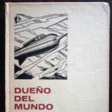 Tebeos: DUEÑO DEL MUNDO (JULIO VERNE) HISTORIAS SELECCIÓN BRUGUERA 1968. Lote 262330340