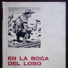 Tebeos: EN LA BOCA DEL LOBO (KARL MAY) HISTORIAS SELECCIÓN BRUGUERA 1970. Lote 262330445