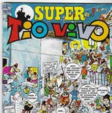 Tebeos: SUPER TIO VIVO Nº 1. Lote 262409145