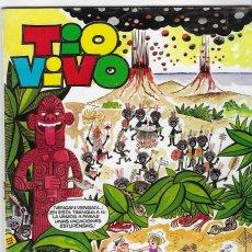 Tebeos: TIO VIVO-- EXTRA DE VACACIONES 1968. Lote 262411580
