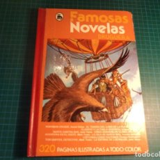 Tebeos: FAMOSAS NOVELAS BRUGUERA. VOLUMEN V. 4° EDICION. (S-A). Lote 262420105