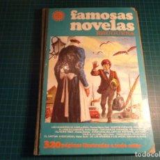 Tebeos: FAMOSAS NOVELAS BRUGUERA. VOLUMEN VI. 2° EDICION. DEFECTO EN SU INTERIOR. VER FOTO ADICIONAL. (S-A). Lote 262420440