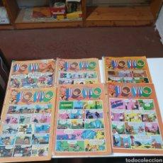 Giornalini: 6 CÓMICS, TÍO VIVO, LOS FOTOGRAFIADOS.. Lote 262466570